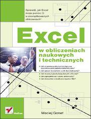 Excel w obliczeniach naukowych i technicznych