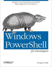 Windows PowerShell for Developers