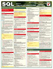 Tablice informatyczne. SQL. Wydanie II