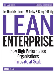 Lean Enterprise. How High Performance Organizations Innovate at Scale