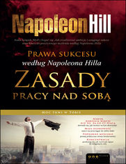 Prawa sukcesu według Napoleona Hilla. Zasady pracy nad sobą