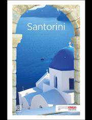 Okładka książki Santorini. Travelbook. Wydanie 1