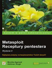 Metasploit. Receptury pentestera. Wydanie II