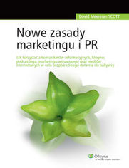 Nowe zasady marketingu i PR