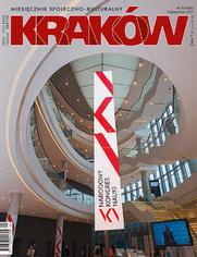 Miesięcznik Kraków, październik 2017