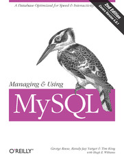 Managing & Using MySQL. Open Source SQL Databases for Managing Information & Web Sites. 2nd Edition
