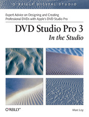 DVD Studio Pro 3: In the Studio. In the Studio