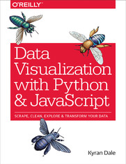 Data Visualization with Python and JavaScript. Scrape, Clean, Explore & Transform Your Data