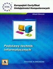 Ok�adka ksi��ki ECUK Podstawy technik informatycznych