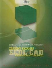 Ok�adka ksi��ki Zdajemy egzamin ECDL CAD. Kompendium wiedzy i umiej�tno�ci