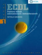 Ok�adka ksi��ki ECDL. Podstawy technik informatycznych i komunikacyjnych Modu� 1
