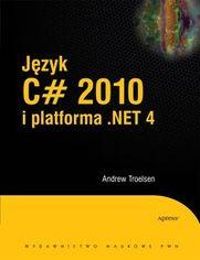 Ok�adka ksi��ki J�zyk C# 2010 i platforma .NET 4