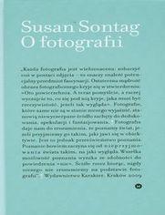 O fotografii. Susan Sontag