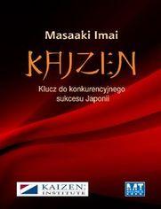 Kaizen. Klucz do konkurencyjnego sukcesu Japonii