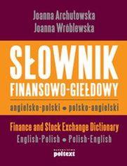 Słownik finansowo giełdowy angielsko-polski polsko-angielski