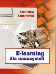Ok�adka ksi��ki E-learning dla nauczycieli
