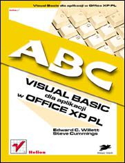 Ok�adka ksi��ki ABC Visual Basica dla aplikacji w Office XP PL