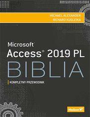 Access 2019 PL. Biblia
