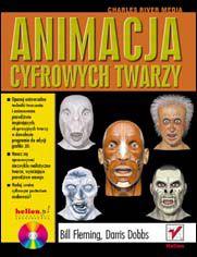 Ok�adka ksi��ki Animacja cyfrowych twarzy