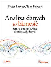 Ok�adka ksi��ki Analiza danych w biznesie. Sztuka podejmowania skutecznych decyzji