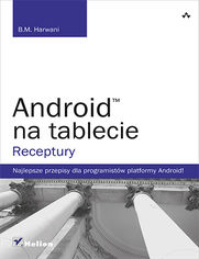 Ebook Android na tablecie. Receptury