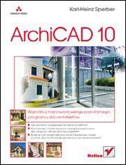 Ok�adka ksi��ki ArchiCAD 10