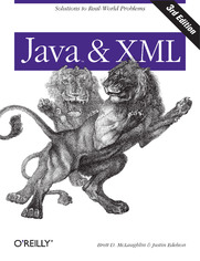 Java and XML. 3rd Edition