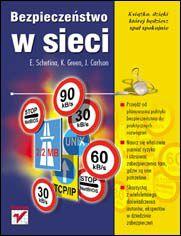 Ok�adka ksi��ki Bezpiecze�stwo w sieci