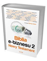 Ok�adka ksi��ki Biblia e-biznesu 2. Nowy Testament