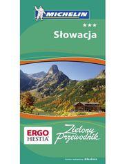 Słowacja. Zielony Przewodnik Michelin