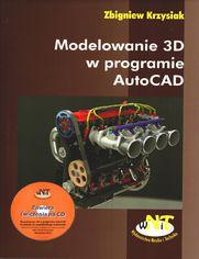 Modelowanie 3D w programie AutoCAD