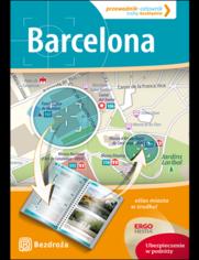 Okładka książki Barcelona. Przewodnik-celownik. Wydanie 2