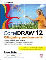 Ok�adka ksi��ki CorelDRAW 12. Oficjalny podr�cznik