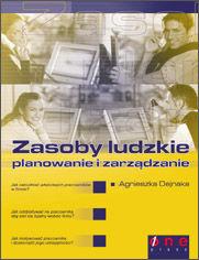 Zasoby ludzkie - planowanie i zarządzanie