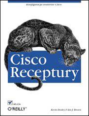 Ok�adka ksi��ki Cisco. Receptury