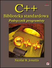 Ok�adka ksi��ki C++. Biblioteka standardowa. Podr�cznik programisty