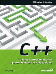 Książka Helion: cppza3_ebook