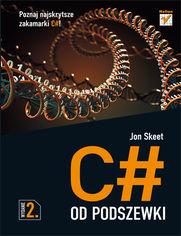 Ok�adka ksi��ki C# od podszewki. Wydanie II