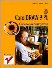 Ok�adka ksi��ki CorelDRAW 9 PL. �wiczenia praktyczne