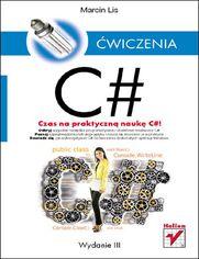 Ok�adka ksi��ki C#. �wiczenia. Wydanie III