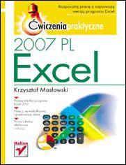 Ok�adka ksi��ki Excel 2007 PL. �wiczenia praktyczne