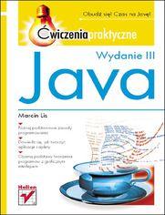 Ok�adka ksi��ki Java. �wiczenia praktyczne. Wydanie III