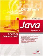 Ok�adka ksi��ki Java. �wiczenia zaawansowane. Wydanie II