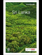 Okładka książki Sri Lanka. Travelbook. Wydanie 2