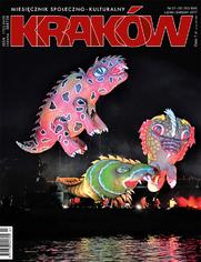 Miesięcznik Kraków lipiec-sierpień 2017