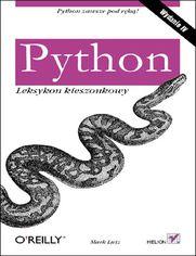 Python. Leksykon kieszonkowy. Wydanie IV