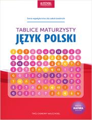 Język polski. Tablice maturzysty
