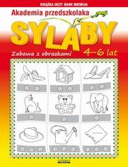 Akademia przedszkolaka. Sylaby - Beata Guzowska