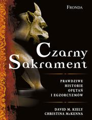 Ebooki - ebook Czarny Sakrament
