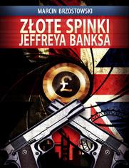 Złote spinki Jeffreya Banksa